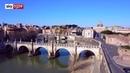 Рим без людей КоронаВирус