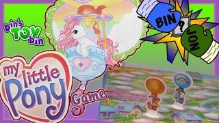 My Little Pony Game - Race Through Ponyville to Celebration Castle | Bin Vs. Jon