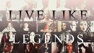 MultiQueens ● Live Like Legends [+FreakyFun - AnnieBirdy]