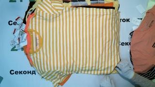 #4278 Мужские футболки сток цена 1800 руб. вес лота 6,8 кг. в лоте 40 шт./12240 руб/306 руб.