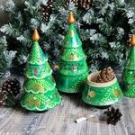 Мастерим новогодние ёлочки! — коллекция интересных идей и мастер-классов