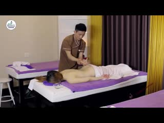 Back Massage Techniques - Japanese Massage Therapy For Women
