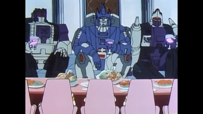 Выпьем за любовь Трансформеры Властоголовы Transformers Headmasters