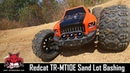 Thrashing In The Sand! Team Redcat TR-MT10e 4WD 1/10 Brushless RC Monster Truck Action
