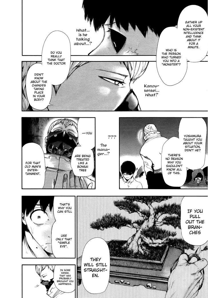 Tokyo Ghoul, Vol.6 Chapter 54 Aogiri, image #15