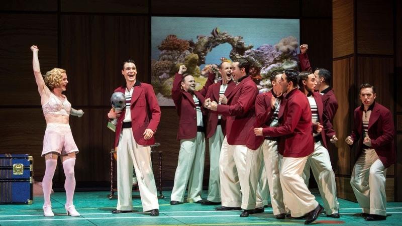 ROXY UND IHR WUNDERTEAM Abraham Komische Oper Berlin