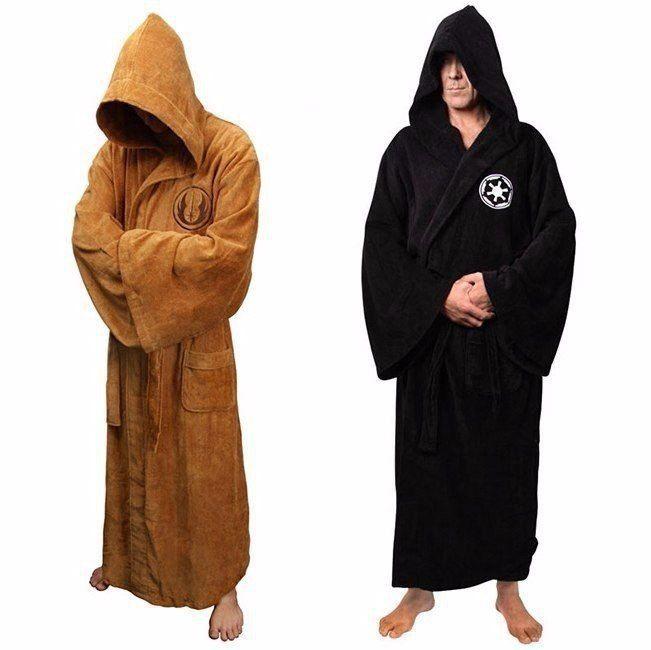 Домашние халаты Джедаев и Ситхов -
