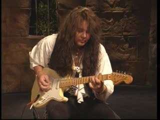 The Ultimate Guitar Tape from Yngwie Malmsteen Play Loud!