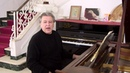 Andrei Gavrilov talks and plays Mussorgsky Pictures at an exhibition . Баба Яга . Part 10.