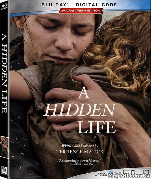 Тайная жизнь / A Hidden Life (2019/BDRip/HDRip)
